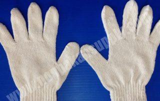 ถุงมือผ้าขนาด 400 กรัม