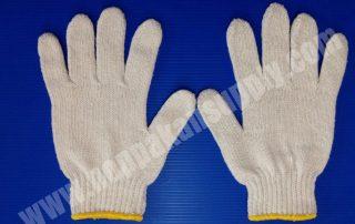 ถุงมือผ้าขนาด 600 กรัม